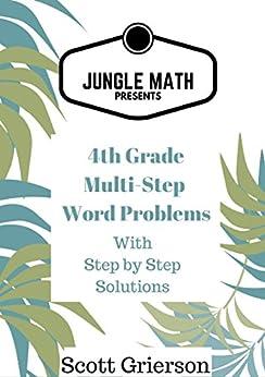 4th grade multi step word problems ebook scott grierson kindle store. Black Bedroom Furniture Sets. Home Design Ideas