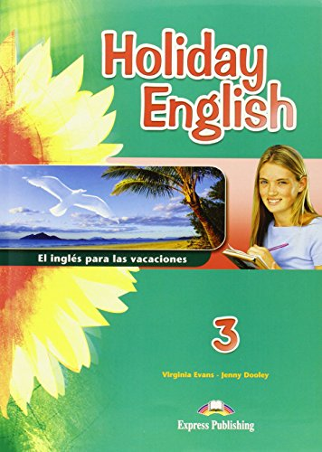 Holiday English 3 ESO Student Pack