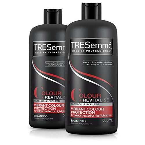 TRESemmé Colour Revitalise Colour Fade Protection Shampoo 900ml Pack of 2
