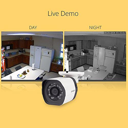 Zmodo-ZM-SS78D9D4-S-4CH-HD-720p-G2-Spoe-Sistema-de-vigilancia-con-4-cmaras-IP-interioresexteriores-sin-HDD-blanco-blanco-blanco-1TB-HDD