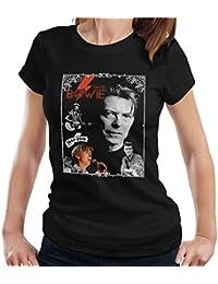 David Bowie 1947-2016 Tribute Women's T-Shirt