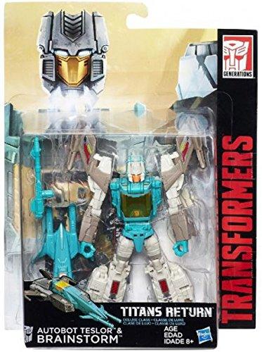 Transformers Titans Return: Brainstorm & Autobot Teslor