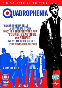 Quadrophenia (2 Disc Special Edition) [DVD] [1979]