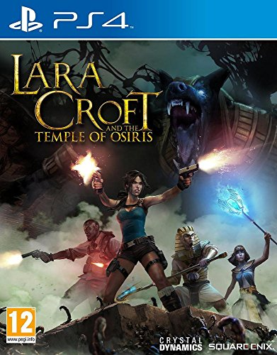 Just for Games Lara Croft et le Temple d'Osiris, PS4 Básico PlayStation 4 Inglés, Francés vídeo - Juego (PS4, Básico, PlayStation 4, Acción / Aventura, RP (Clasificación pendiente), Inglés, Francés, Crystal Dynamics)