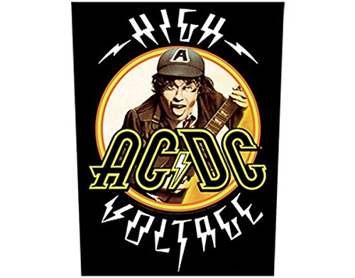 AC/DC - High Voltage - Grande Toppa/Patch