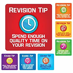 140 Revision Tip Stickers