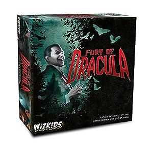 WizKids WZK73459 Fury of Dracula 4ª edición, Multicolor