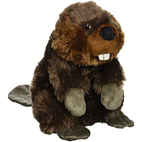 Wild Republic Europe - Peluche Castor (10854)