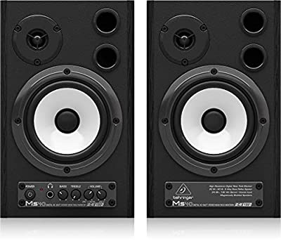 Behringer MS40 Digital Monitor Speakers by MUSIC Group