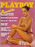 Playboy Magazin November 1985 Zeitschrift Original Deutsche Ausgabe 11/1985 ANOUSCHKA RENZI, NATALIE UHER