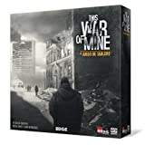 Edge Entertainment This War of Mine: El Juego de Tablero - Español Color (EEGKWM01