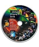 Sterne und Weltraum Jahrgang 55 CD-ROM 2016: Jahrgang 2016 Bild