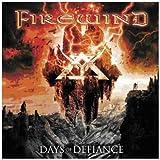 Songtexte von Firewind - Days of Defiance