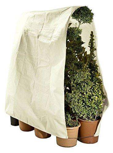 """Pflanzen-Schutz Vlies""""beige"""" 240x200cm,1 Stück"""