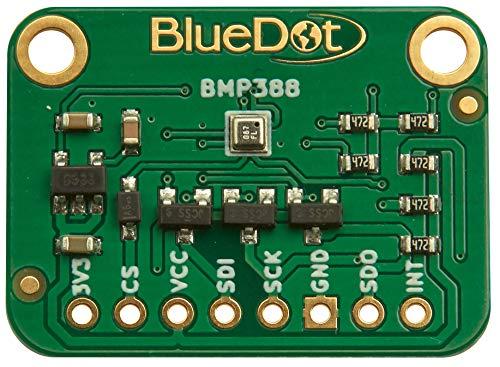 BlueDot BMP388 Sensor für Arduino: Luftdruck und Temperatur