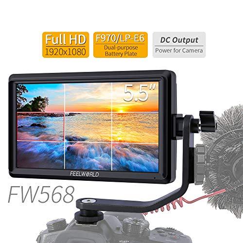 Feelworld FW568 5.5 Pulgadas On Camera Field Monitor