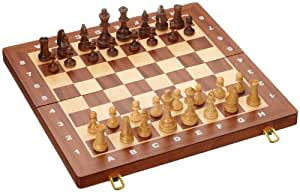 Philos 2610 - Schachkassette, Feld 40 mm, Königshöhe 78 mm