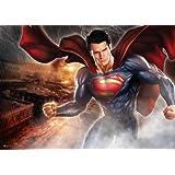 Superman Man of Steel 252 XXl Piece Jigsaw Puzzle