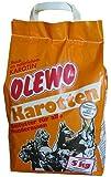 Olewo Hund Karott-Pellet 5 kg