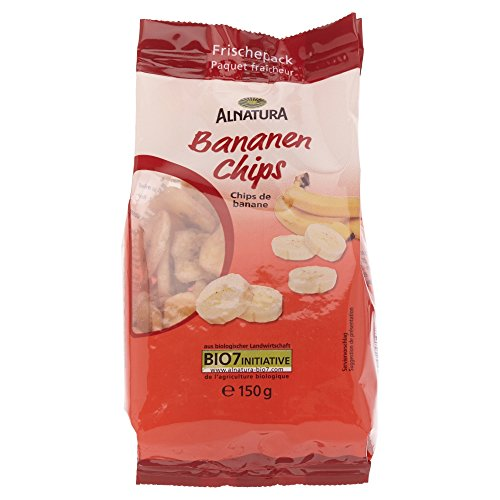 Alnatura Bio Bananenchips, 150 g