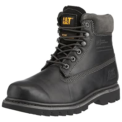 Caterpillar Bruiser, Men's Boots, Black, 6 UK (40 EU)