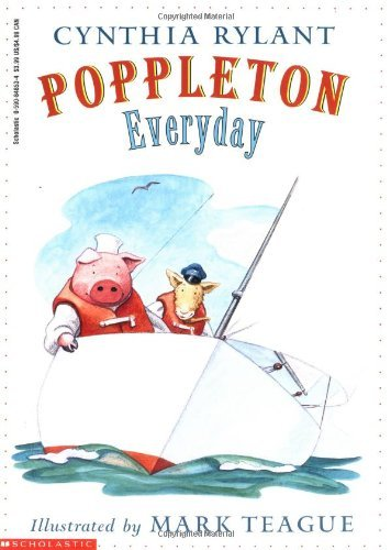 Poppleton: Poppleton Everyday by Cynthia Rylant (1998-04-01)