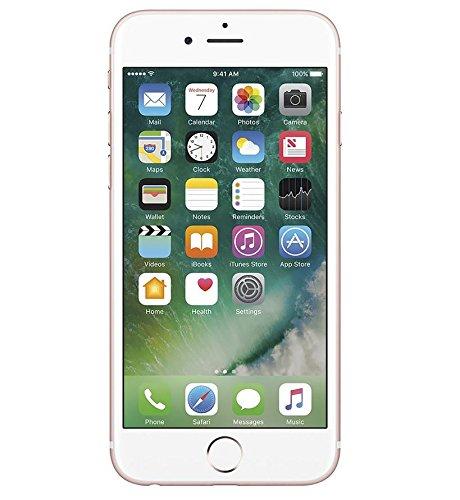 Apple iPhone 6s Rose Gold 16GB (UK Version) SIM-Free Smartphone