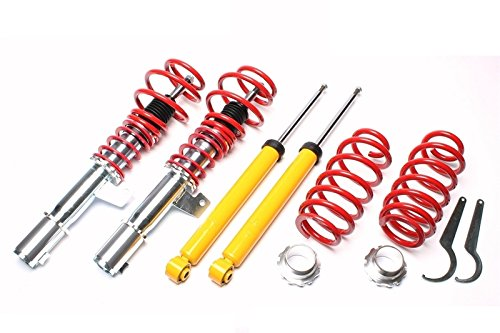 Kit combine filete TA pour A3 8P 03/08, Leon 1P 05/09, Golf 5 03/08, jambe de force en 50mm