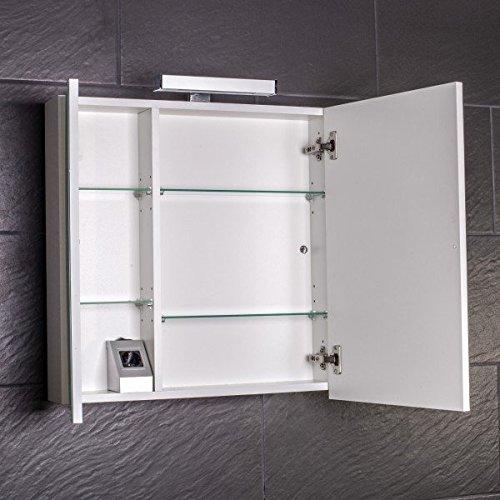 Galdem Spiegelschrank 60 cm - 2