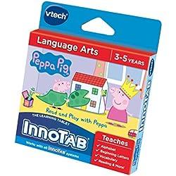 Innotab - Ordenador educativo Peppa Pig, para 1 jugador (233403) (versión en inglés)