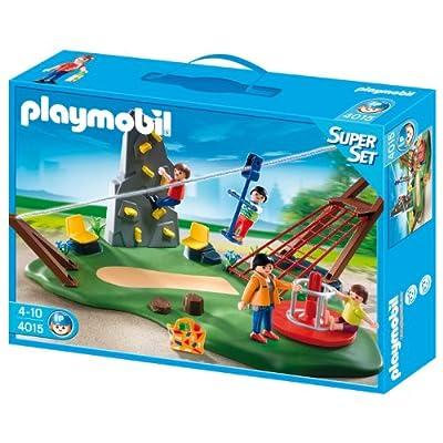 Vacaciones: superset parque infantil de Playmobil (4015)
