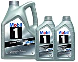 Mobil Motoröl 1 fs x1 5W-50 - Packung mit 7 LTS Advanced-Vollsynthetik (Neue verbesserte Formel)