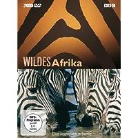 Wildes Afrika - Die komplette Serie (3-DVD-Box)