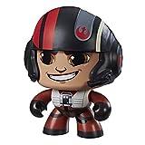 Hasbro Mighty Muggs E2192ES0 Star Wars Episode 8 Poe Dameron, Sammelfigur