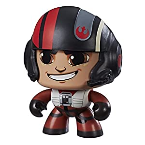 Star Wars Wars-E2192 Mighty Muggs Figura Coleccionable, PoE, Multicolor (Hasbro E2192EU4)