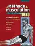 Méthode de Musculation - Optimisation Turbo - AMPHORA - 05/09/2007