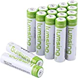Rechargeable AAA Batteries Pre-Charged AAA 1100mAh Ni-MH Batteries