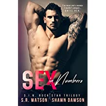 Sex in Numbers (S.I.N. Rock Star Trilogy - Book 1) (English Edition)