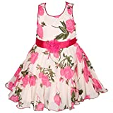 #3: Wish Karo Party wear Baby Girls Frock Dress DN85PS