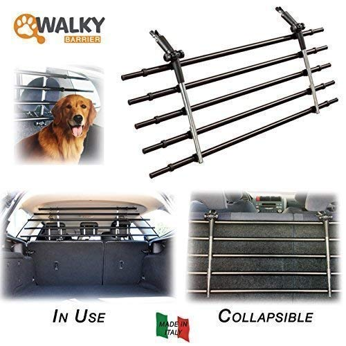 Hundegitter Walky Barrier mit 5 Querstreben