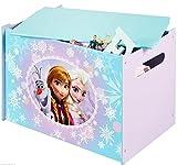 Eiskönigin Elsa Spielzeugkiste Aufbewahrungskiste Truhe Disney Frozen 474FOZ