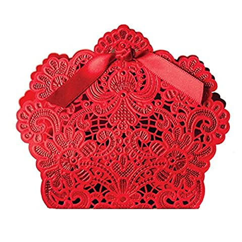 dragées de mariage Candy Box Boîte cadeau Match carte d