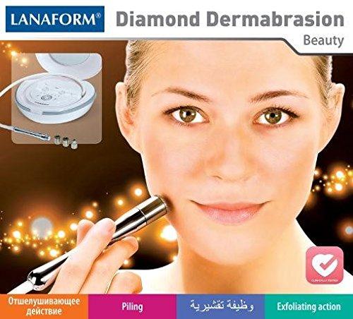Lanaform DIAMOND DERMABRASION Eliminateur des Rides et Tâches de...