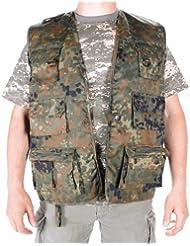 Caza - pesca camuflaje entre, unisex, color camuflaje - camuflaje, tamaño XXXL