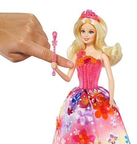 Mattel Barbie CCF84 – Barbie und die geheime Tür Prinzessin Alexa Puppe - 3