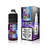 XEO E-Liquid - Aroma: Mint Grape, nikotinfrei
