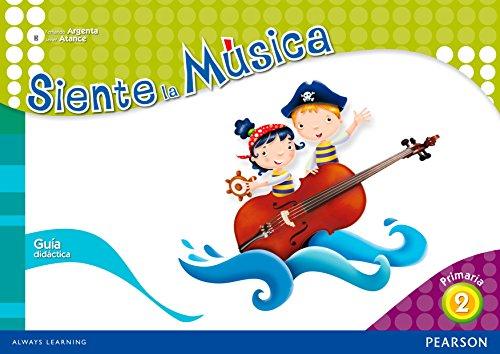 Siente la música 2 pack guía didáctica (Comunidad Valenciana) - 9788420558424