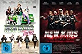 New Kids Turbo/New Kids Nitro (2 DVDs)