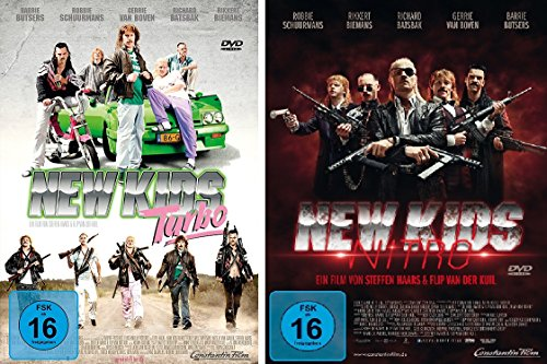 New Kids Turbo/New Kids Nitro im Set - Deutsche Originalware [2 DVDs]