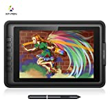 XP-Pen Artist10s v2 IPS Drawing Tablet Graphic Monitor Pen Display with 6 Customizable Express Keys & Battery-free Digital Pen